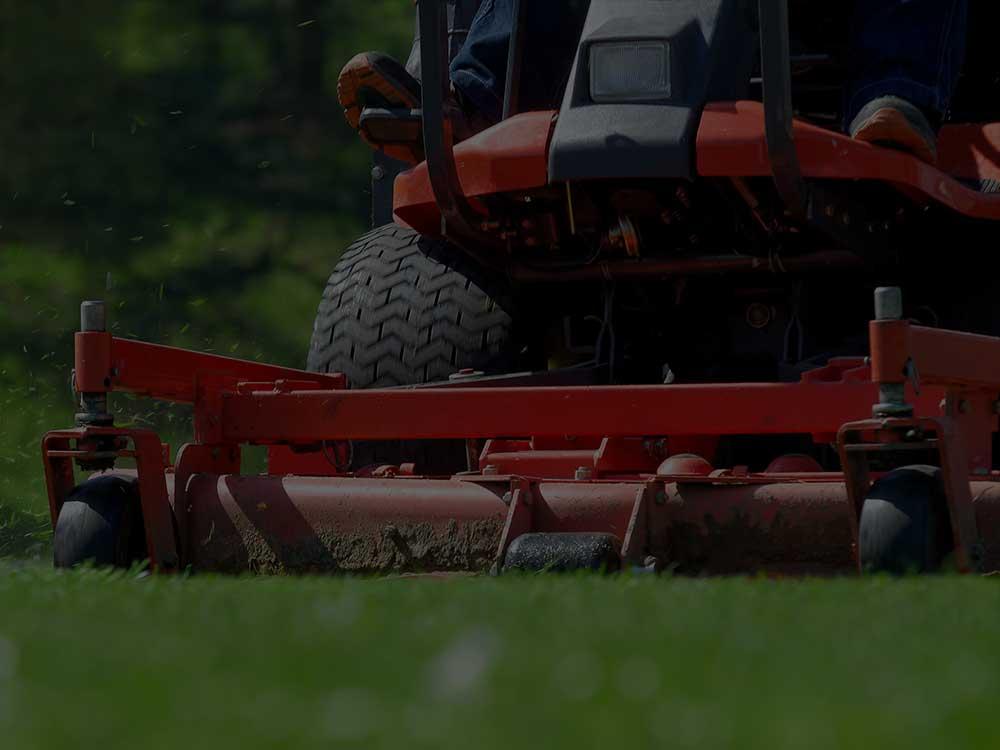 Lantzville Commercial Lawn Mowing