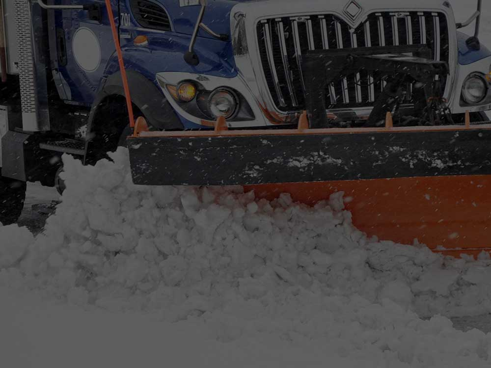 Cedar Commercial Snow Removal