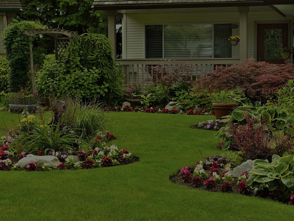 Lantzville Landscape Design