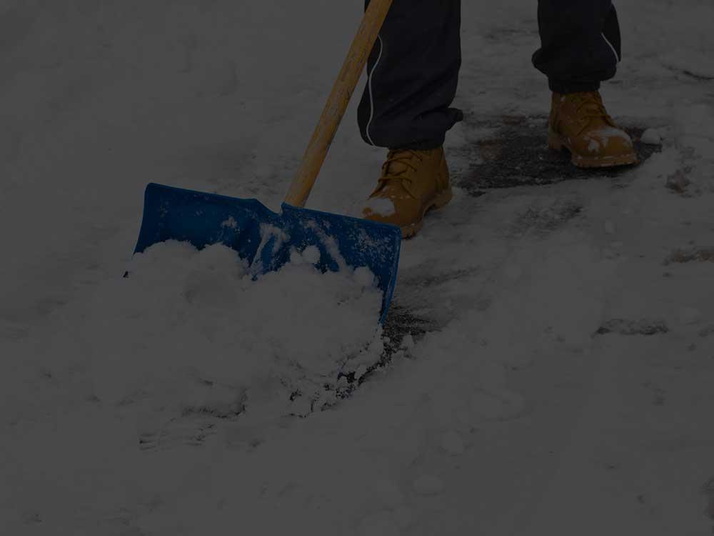 Lantzville Residential Snow Removal